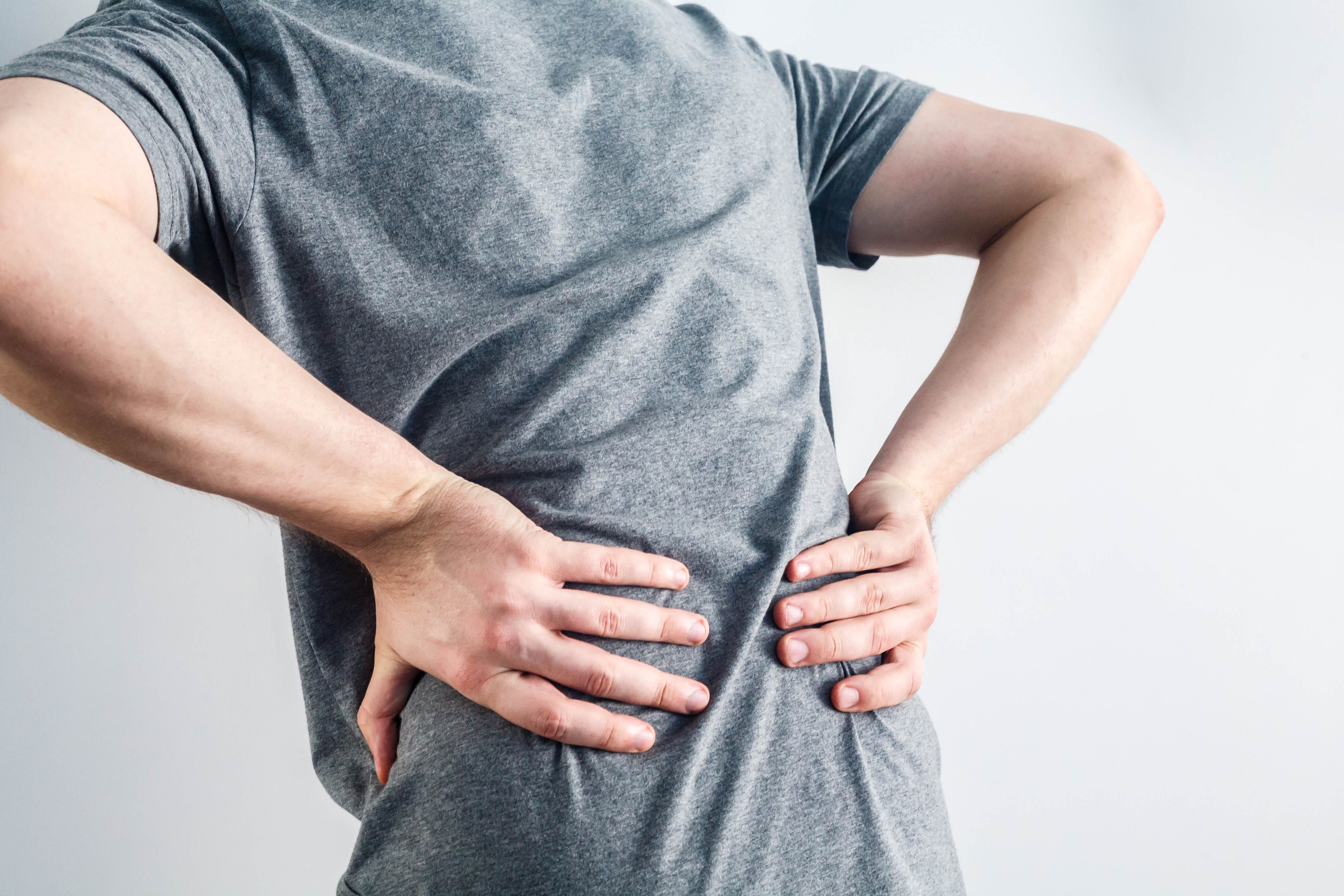 十個日常動作多注意 腰痛不復發