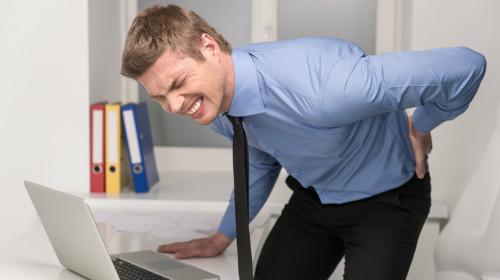 久坐伴隨著腰痛 哪些NG坐姿要調整?
