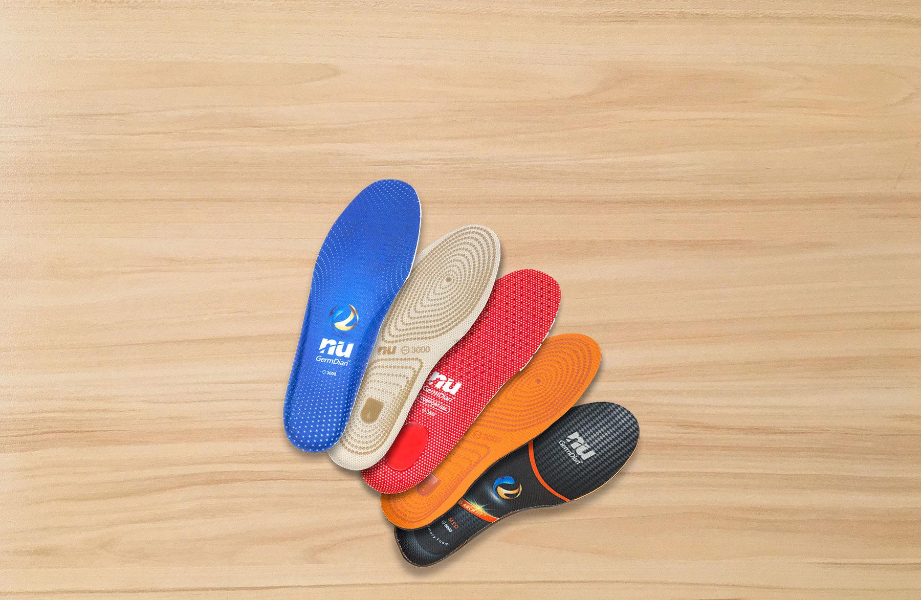 鞋墊舊換新活動